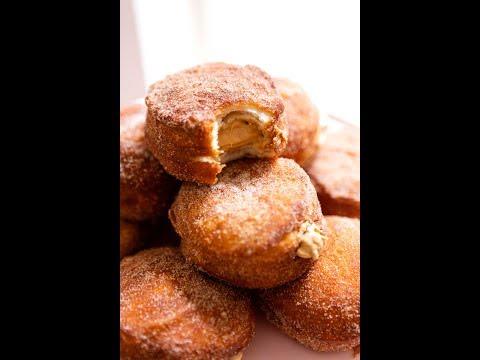 How to Make Churro Donuts