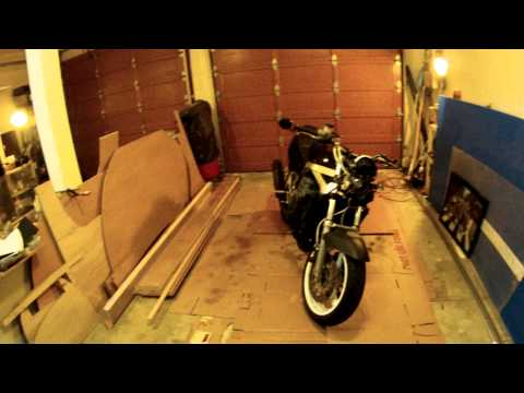 Electric Motorcycle Conversion Part 1