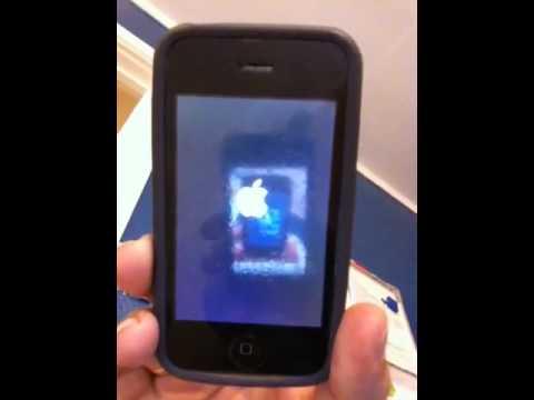 IPhone 3GS reboot