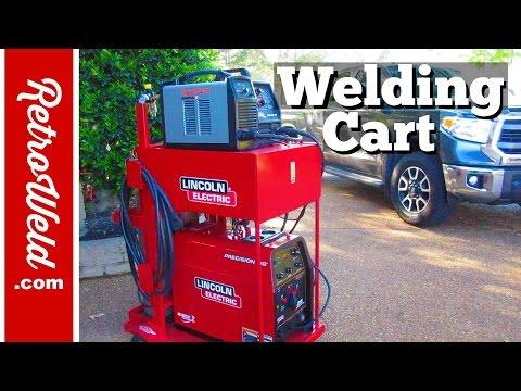 🔴 Welding Cart Build