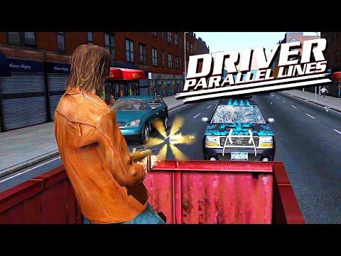 Driver: Parallel Lines - Gameplay Walkthrough - Mission #22: Riding Shotgun