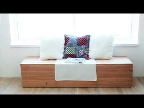 DIY Blanket Box