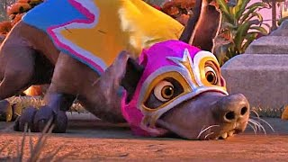 Coco – Dantes Lunch | official trailer #2 (2017) Disney Pixar