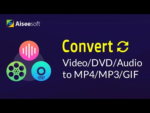 How to Convert Video/DVD/Audio File to Any Format