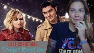 Last Christmas Official Trailer Reaction and Review