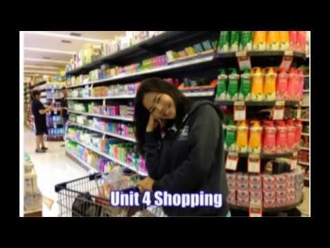 Shopping  การจับจ่ายซื้อของ 1