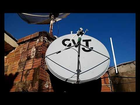 Como Usar Antena Ku (tipo sky oi claro gvt)Tv Aberta Grátis