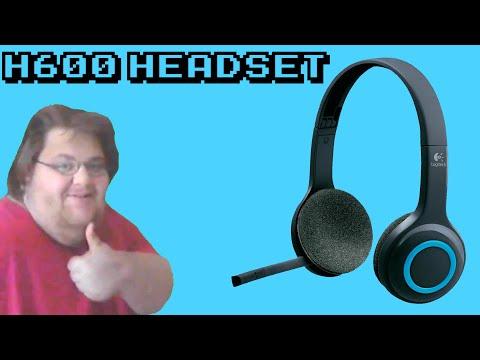 Logitech H600 Headset Review | TechMidget
