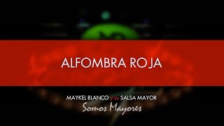 MAYKEL BLANCO - Alfombra roja junto a la Farándula Cubana saludando a la Salsa Mayor por sus 12 años