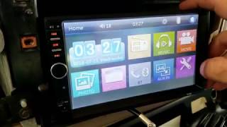 LSLYA 7-inch Inexpensive Touch Screen Stereo (7010B Model