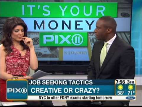 Annie Jennings PR Client On WPIX CW 11 Morning News