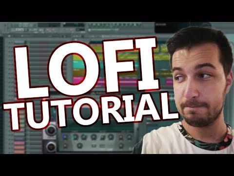 HOW TO MAKE LOFI HIP-HOP - FL Studio Tutorial