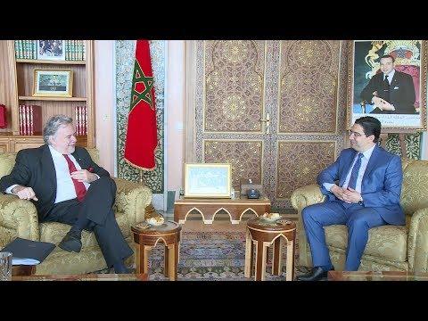Xxx Mp4 المغرب اليونان مباحثات في الرباط حول سبل تعزيز التعاون الثنائي 3gp Sex