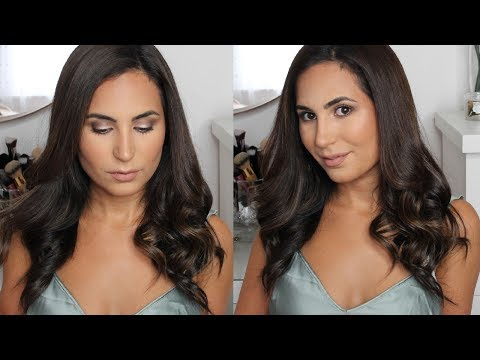 GET READY WITH ME (Using the new Tarte Clay Play Palette) | Elle Levi