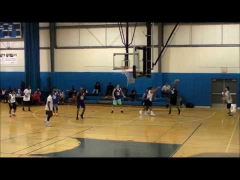 Ryan Posgay NAPB Combine Highlights