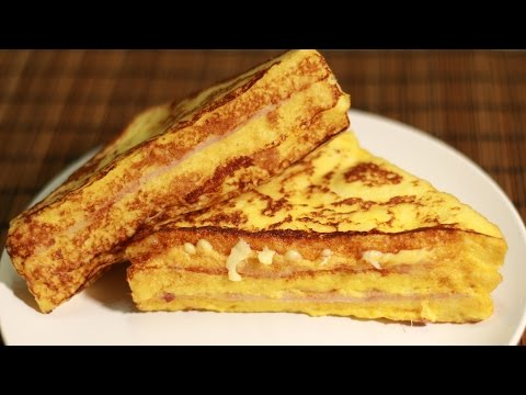 How to Cook Monte Cristo Sandwich Recipe
