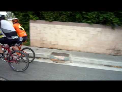 The Path's Bikes n Beers Ride 5-17-09