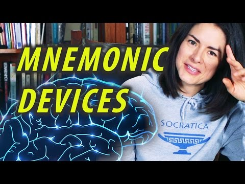 Mnemonic Devices Improve Memory (How to Study) - Study Tips