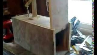 Groundhog Marmot Homemade Diy Trap Get Rid Of It