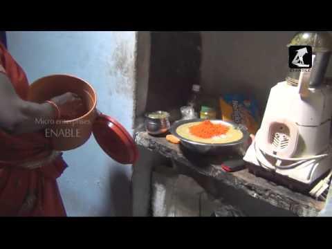 Paani Poori MASALA Making- Business Video(Telugu)