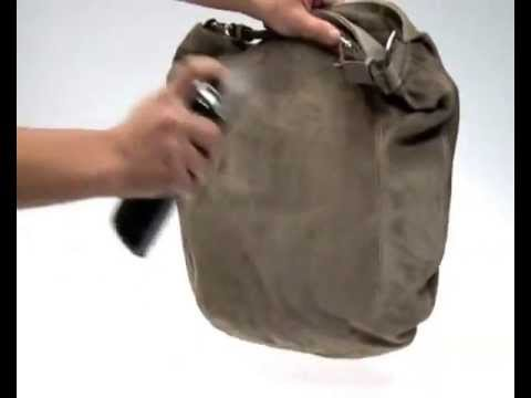 Leather care: How to care for Suede products