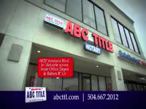 ABC Title Scaryfast DMV Services 1
