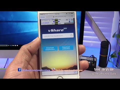 How to Download Install Vshare On IOS No Jailbreak