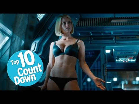 Xxx Mp4 Top 10 Needlessly Sexualized Female Movie Characters 3gp Sex