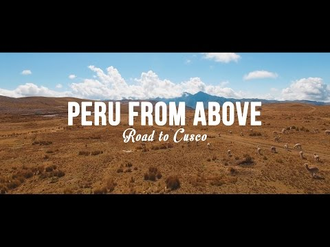 Peru From Above | 4K Drone Footage