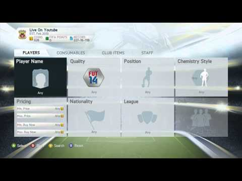 Fifa 14 How to Save Alot of Coins