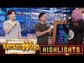 Jhong Is Surprised As He Saw Vice Using His Phone Its Showtime KapareWho