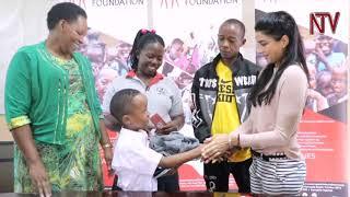 Fresh kid atandise okusoma ku Kampala Parents School