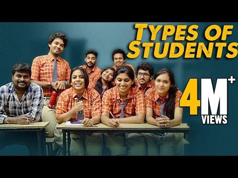 School Life - Types of Students    Mahathalli