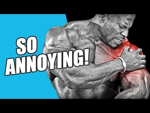 #1 Gym Injury you're in Danger of (And How to Avoid It!)