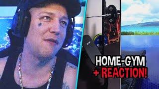 Das neue 18.000 € HOME-GYM! 😎 + Reaktion auf TRAUMVILLA auf Hawaii 😍 MontanaBlack Reaktion
