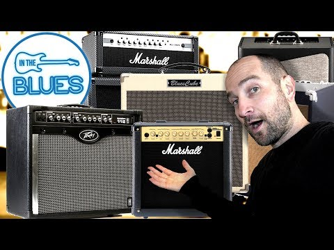 The Top 5 Solid State Guitar Amplifiers That You Can Gig With!