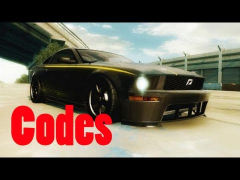 need for speed undercover cheat code