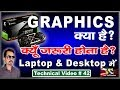 What is the Graphics Card in a Computer in Hindi # 42