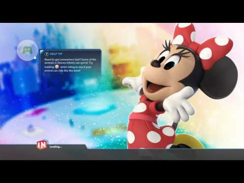 Disney Infinity gaming funny mods