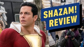 Download Shazam! Review Video