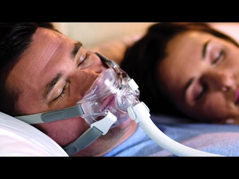 Amara View Minimal Contact Full Face CPAP Mask - Cleaning