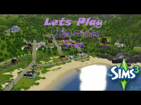 Lets Play The Sims 3 Ultimate Sim Challenge (Season 1: Episode 6) Hunting!