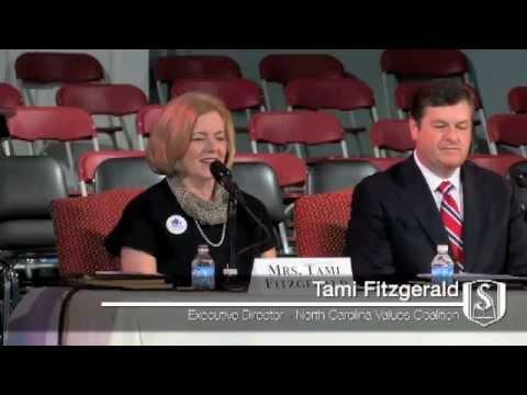 SEBTS Marriage Forum: Tami Fitzgerald, NC Values Coalition Q1