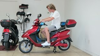 Buying A New Scooter!