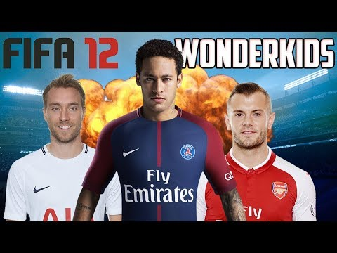 Where Are They Now? Top 5 Wonderkids On FIFA 12