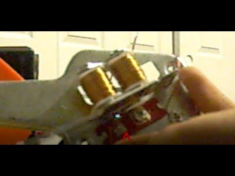 Low Voltage Spark Gap Transmitter