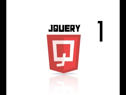 1. JQuery Tutorial for Beginners - What you need (Intro)