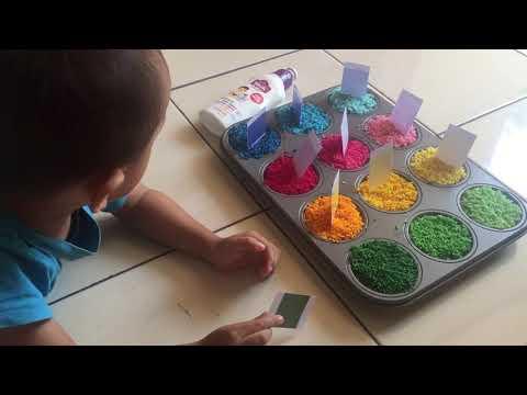 IMC Color Tablets