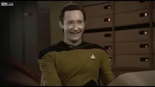 Star Trek: The Next Generation gag reel/bloopers