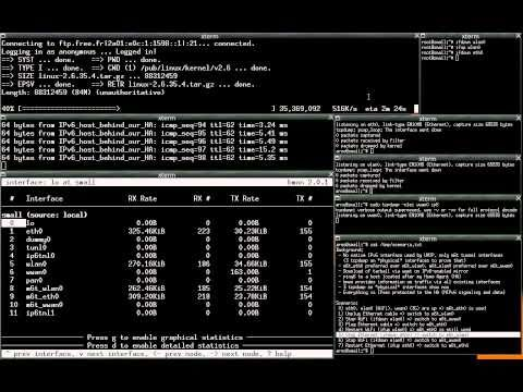 UMIP (Linux Mobile IPv6 daemon) from IPv4 networks using m6t.